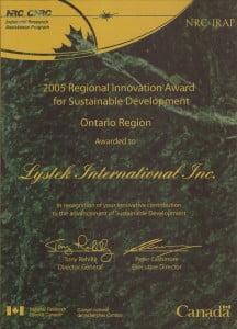 NRC award