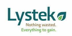 Lystek Logo - Biosolids & Organics Management